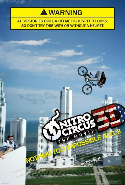 Ver Nitro Circus: The movie (2012) Online