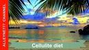 Cellulite diet. Detox diet to reduce cellulite 2 day diet