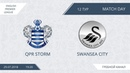 8 QPR Storm Swansea City 12 тур Англия