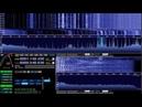 Антенна 74HCU04 активный диполь для SDR приёмника, приём в тёмное время