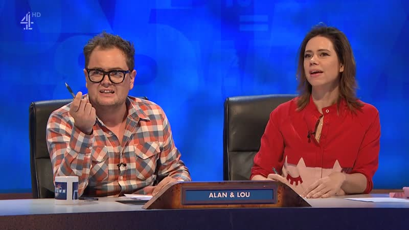 8 out of 10 Cats does Countdown S17E01 (11.01.2019)