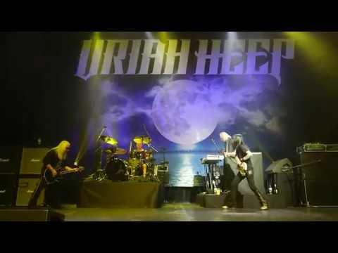 Uriah Heep - Live @ Moscow 2018 (FULL) HD
