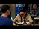 the big bang theory 5x01 уместные разговоры за столом от Шелдона