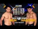 UFC_FN_134_Nick Hein vs. Damir Hadzovic