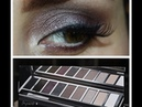 Review Tutorial PUPA PUPART Smoky Eyes Palette