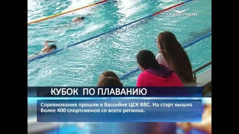 В Самаре завершился Кубок Самарской области по плаванию