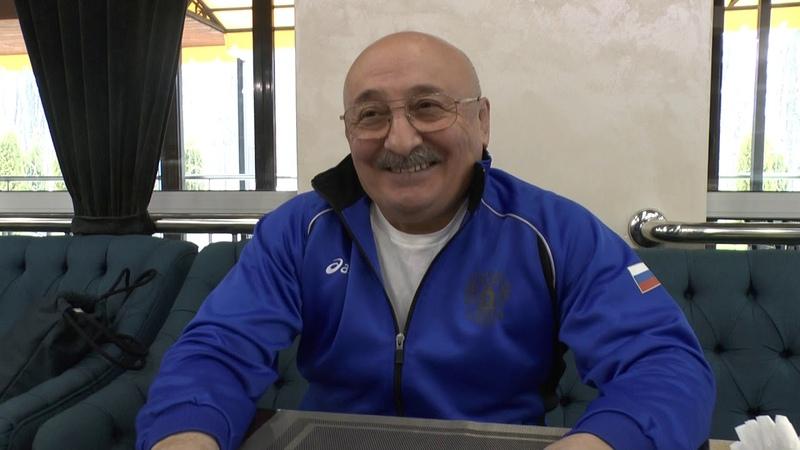 Маргиев Анатолий Хазбиевич за турнир Аланы!