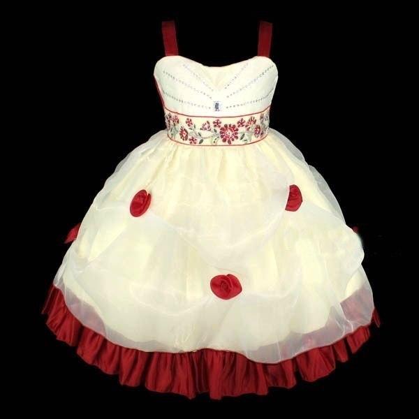 Платья для девочек принцесса платья Платья на Mondie