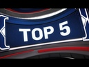 NBA Top 5 Plays of the Night | Opening Night | October 16, 2018