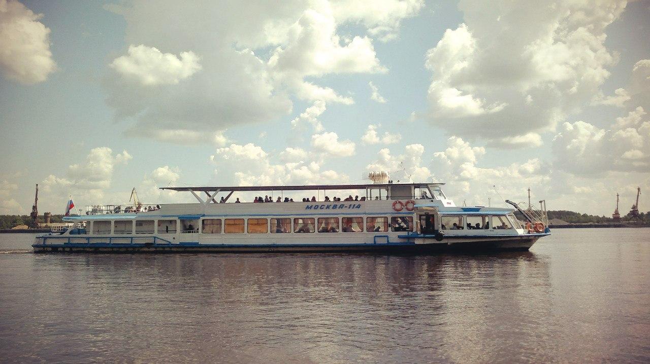 В Ярославле тарифы на речной трамвайчик подорожали на 3 рубля