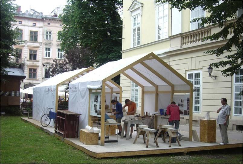 Майстерня міста Львів GIZ urban project Lviv Lypneva фільм