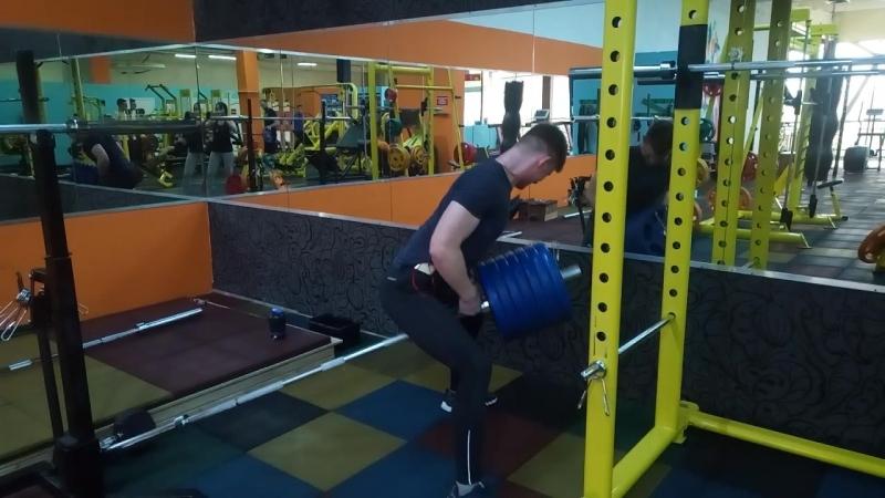 Тяга - Т грифа 80 кг