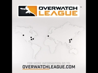 We can't wait for the OWL2019 season!
