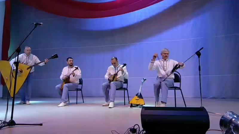 КЗ Сыктывкар Отчетный концерт 14 12 18 г