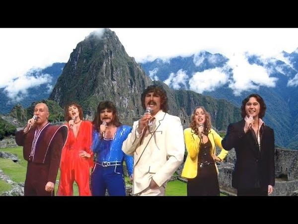 ジンギスカン - Machu Picchu (マチュ・ピチュ) Full Ver. 歌詞字幕付き