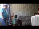 Адия папасына еркелеп тұр💖💖💖
