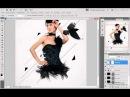 CS5 Создай абстрактную фотоманипуляцию в Фотошоп