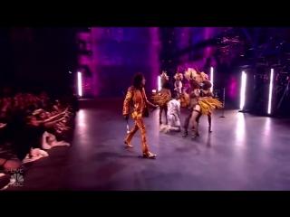 Alice Coopers King Herods Song in NBCs Jesus Christ Superstar Live!