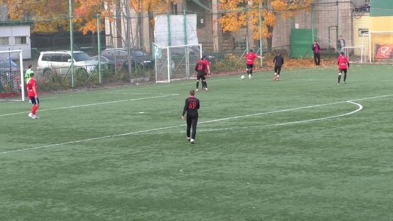 Оккервиль 0 3 СПК Sound Park Полный матч