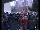 Омичи вышли на митинг с требованием найти убийцу боксера Ивана Климова
