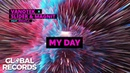 Vanotek X Slider Magnit - My Day (feat. Mikayla) | Official Visual