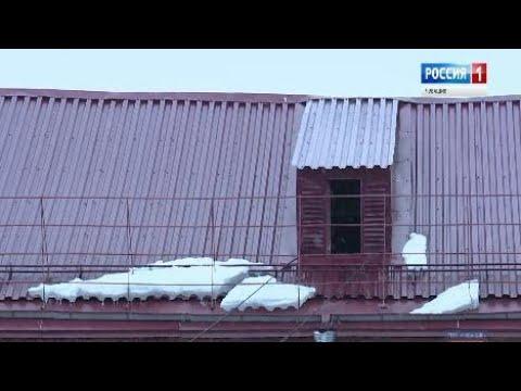 Прокуратура проверяет протекающие крыши в новочебоксарских домах