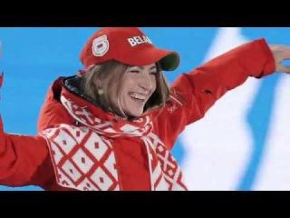 Золотые победы Дарьи Домрачевой трехкратная олимпийская чемпионка сочи 2014