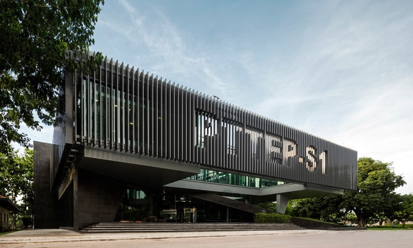 PTTEP petroleum company in thailand / office AT