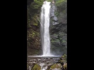 Акармарский водопад Святой.