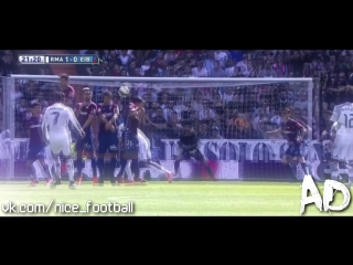 Cristiano Ronaldo - free kick | vk.com/nice_football