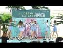 170806 드림캐쳐(Dreamcatcher) - 날아올라 (Fly high) [타임스퀘어 팬사인회] 4K 직캠 by 비몽