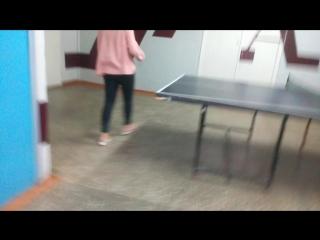 теннис - ее призвание