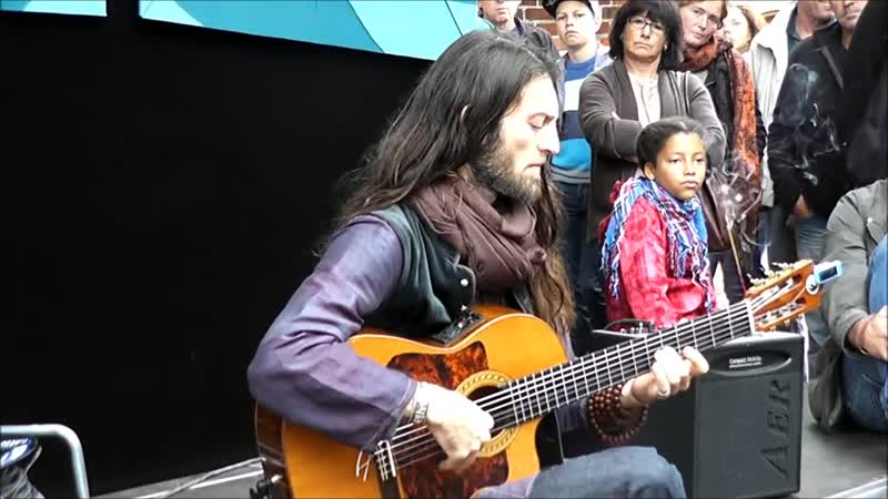 "_""Saying Hello_"" (Meditative Experience) by Estas Tonne"
