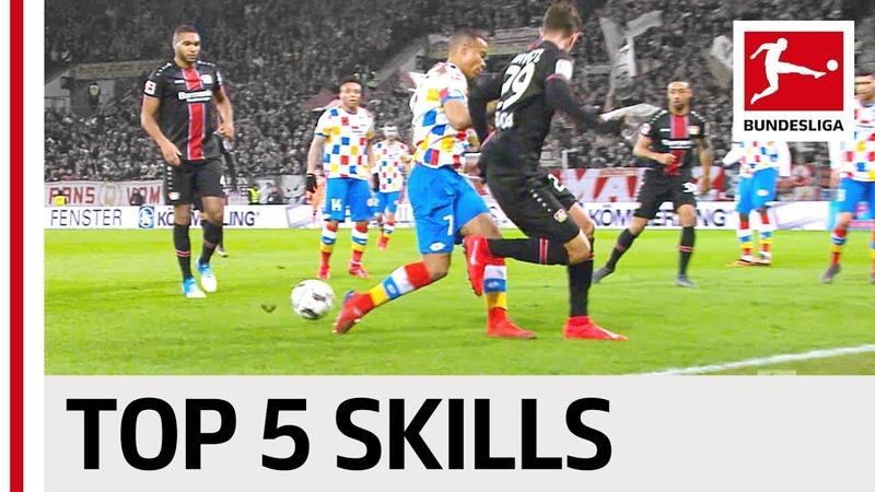 Top 5 Best Skills February - Sancho, Havertz, Brandt More