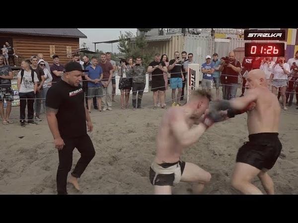 Хипстер против Старого Тайского Боксёра. Топовый Бой!
