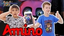 Мир мальчишек • КИРИЛЛ и ЯРИК в приложении ФНаФ Амино!