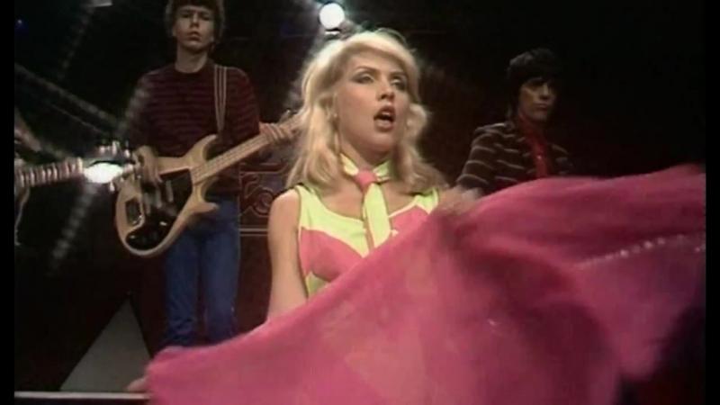 Blondie Deborah Harry Heart Of Glass