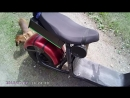 Аудиосистема на мотоцикл скутер - электроскутер