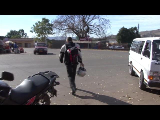 На мотоциклах по Африке Свазиленд