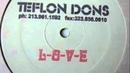 Teflon Dons - L-O-V-E