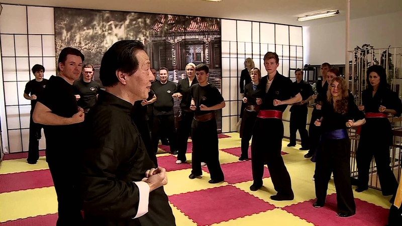 Wing Chun München GM Kwok MA Sifu Schinhammer
