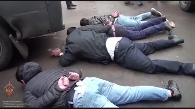 От ФСБ в кои то веке польза повязали 6 игиловцев в Москвабаде Пидорасы из группировки во всю готовились к терактам делали ору
