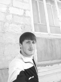 Арсен Ахмедов, 9 апреля 1993, Махачкала, id211694516