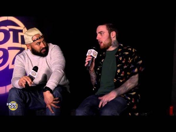 Mac Miller's take on Macklemore, Beef with Rosenberg More