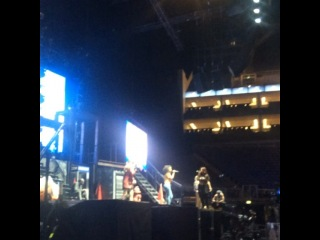 heo2london: We've just caught a glimpse of @littlemixofficial sound check and they are sounding amazing #theo2 #salutetour #littlemix