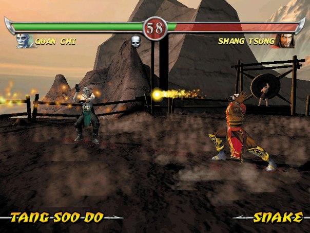 Mortal Kombat 4 Ps Скачать