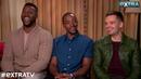 Winston Duke, Anthony Mackie Sebastian Stan Dish on 'Avengers: Infinity War'