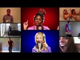 Mike Tompkins, the Pitch Perfect Cast - Starships (Cover)