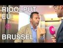 Tom Staal trekt rioolput EU open: Brussel - YouTube