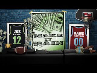 Sixers/Nuggets Win In NBA Playoffs, Blues Go Up 2-1 vs Stars, NBA & MLB Bets | Make It Rain EP. 60
